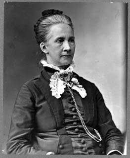 Belva Lockwood. (Photo from Library of Congress)