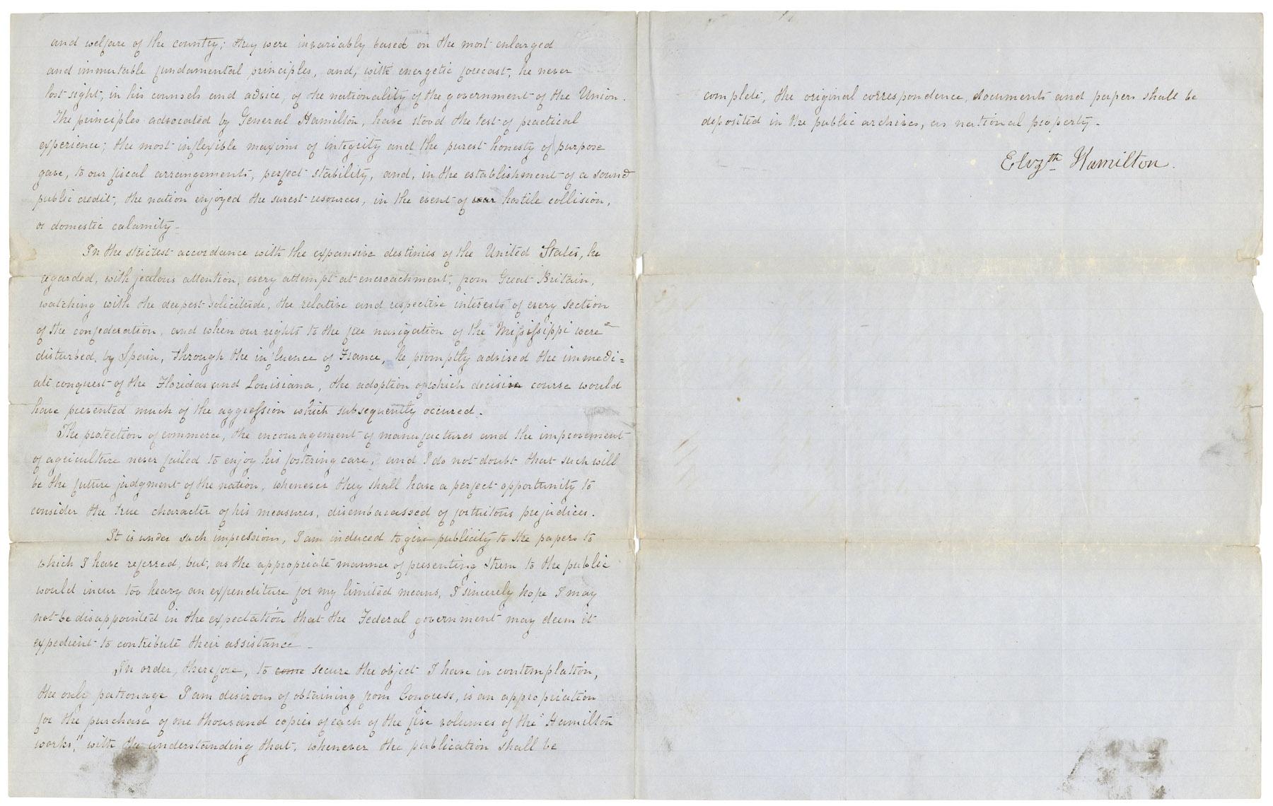 History Crush Alexander Hamilton