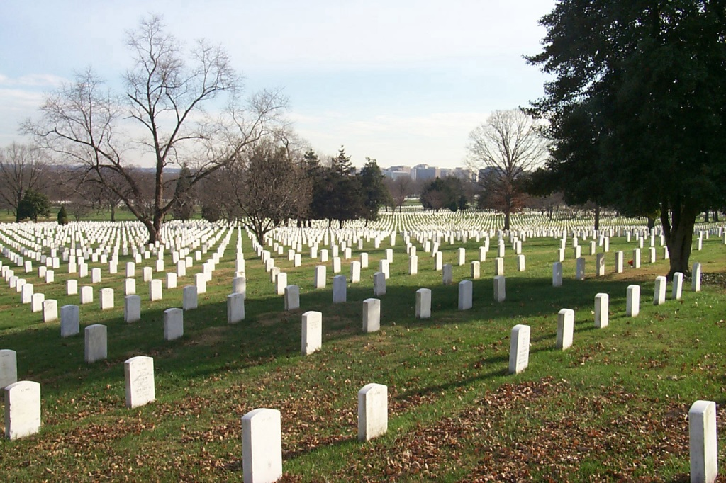 Arlington National Cemetery (330-CFD-DF-SD-03-18020; National Archives Identifier  6606577)