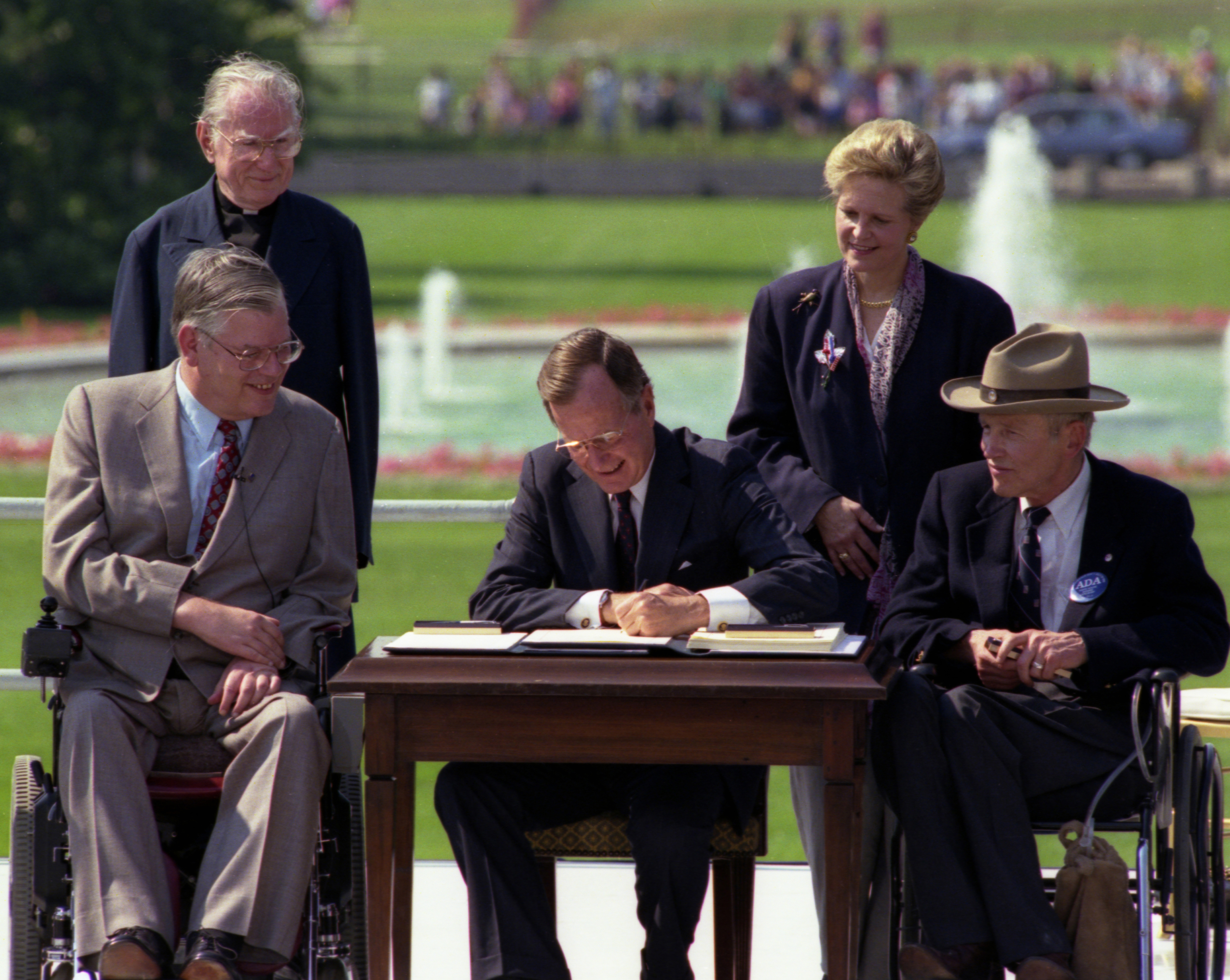 Records Of Right Vote Americans With Disabilities Act