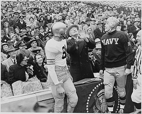 3_HST_Army Navy coin toss