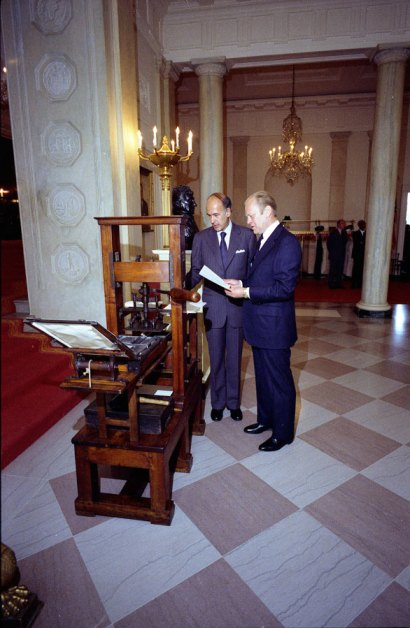 9_GRF_State-Dinner_gift-from-France-1976