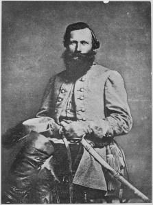 "General ""Jeb"" Stuart, Confederate States of America, 1863. (National Archives Identifier 518135)"