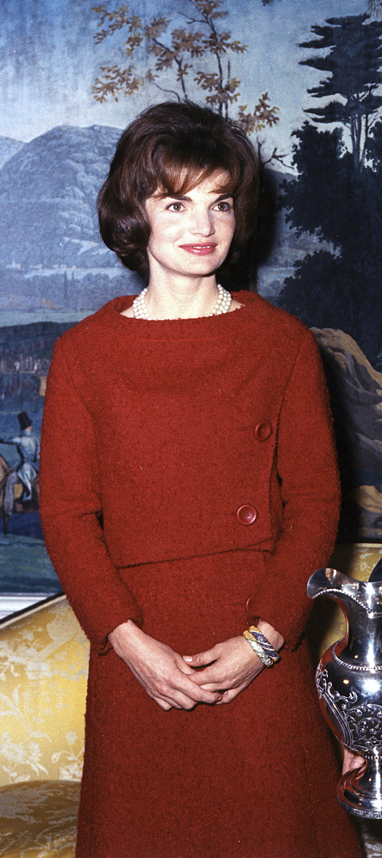 Jackie Kennedy Fashion: Jackie Kennedy: Queen Of Camelot And Style Icon Of The