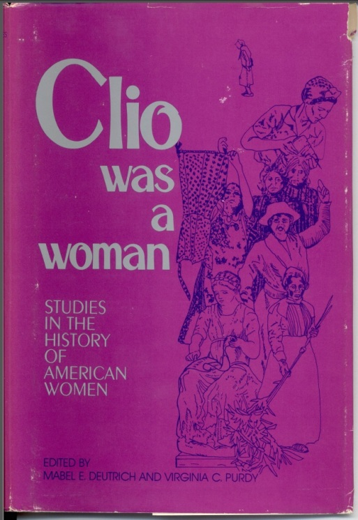 "Cover of ""Clio Was A Woman"""