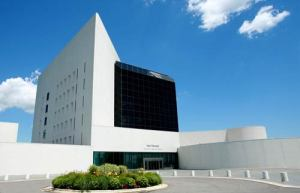 The JFK Presidential Library in Boston, Massachusetts. (Photo courtesy of the JFK Presidential Library)