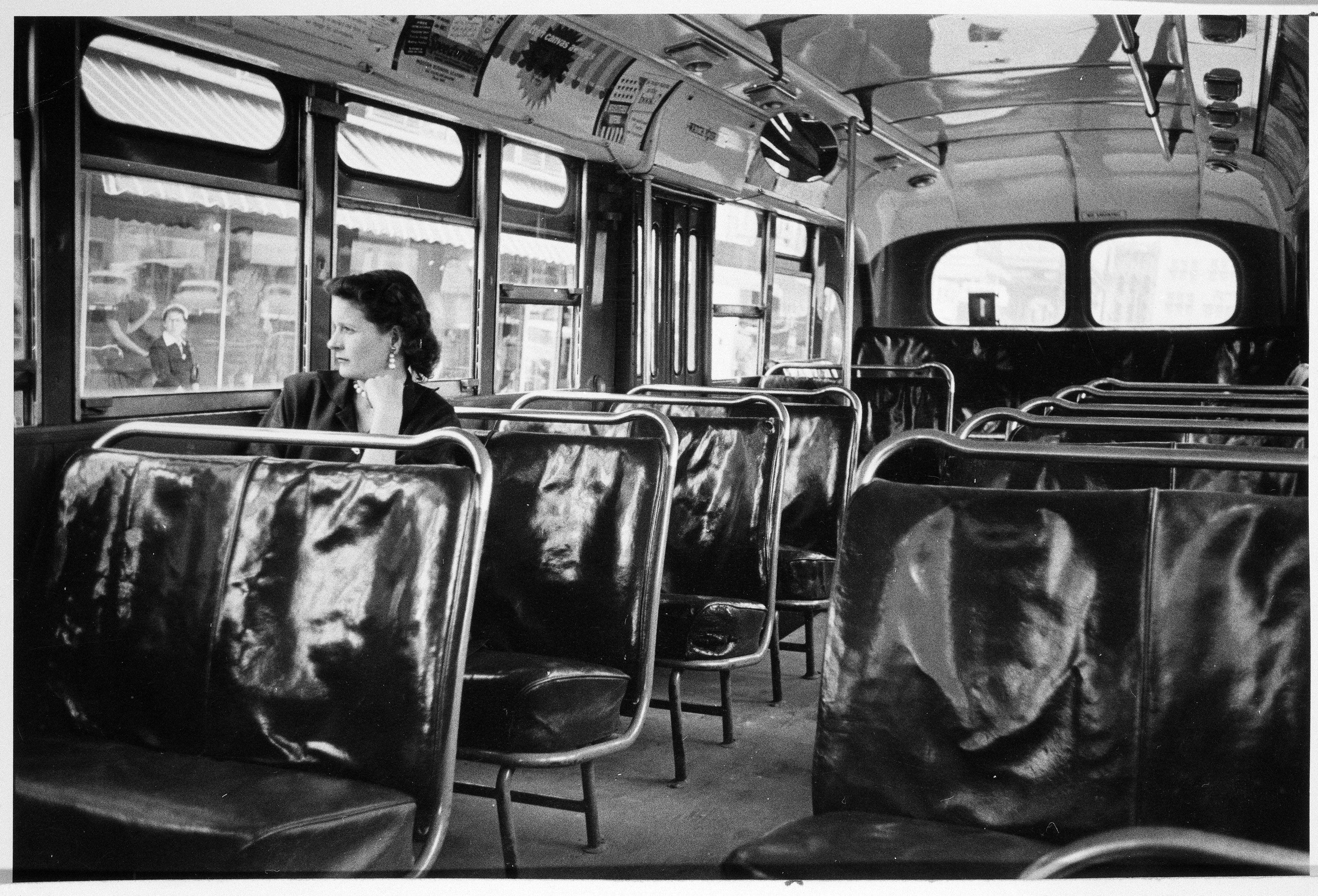 The montgomery bus boycott during the us civil rights movement