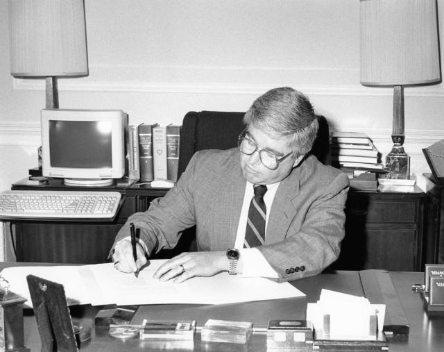 Don Wilson Amendment Certification