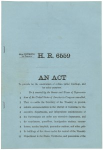H.R. 6559, To provide for the construction of certain public bui