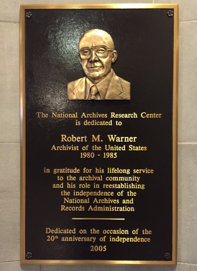 warner-plaque
