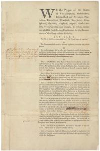 Constitutional conventions essay uk