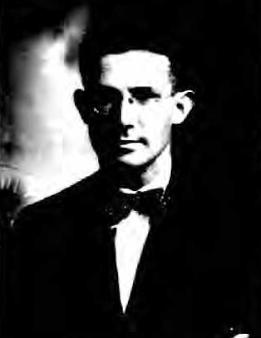 Everett Ansley - 1920 passport photo