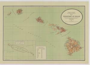 Hawaiis Long Road To Statehood Pieces Of History - Road map of hawaii